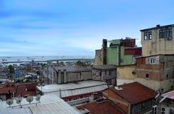 Panoramic view,Istanbul Royalty Free Stock Image