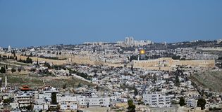 Jerusalem Old City Stock Image