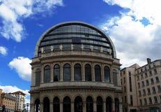 Panoramic View of Lyon Opera Stock Images