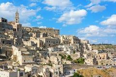 Panoramic view of Materaa Royalty Free Stock Photo