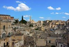 Panoramic view of Materaa Royalty Free Stock Image