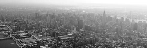 Panoramic view of Midtown Royalty Free Stock Photos