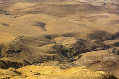 Panoramic view of Mount Nebo Stock Images