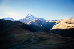 Panoramic view of Mtskheta Royalty Free Stock Photo