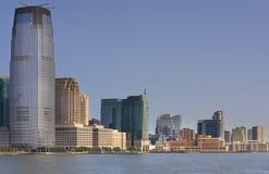 Panoramic view of NYC, NY, USA royalty free stock photography