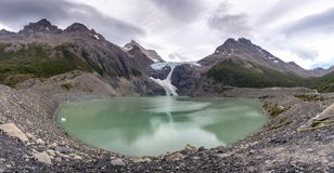 Free Panoramic View Of Lake And Mountains Royalty Free Stock Photo - 150965385
