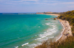 Free Panoramic View Of Punta Penna Stock Photography - 59331802