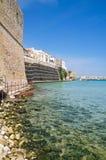 Panoramic view of Otranto. Puglia. Italy. Royalty Free Stock Photos