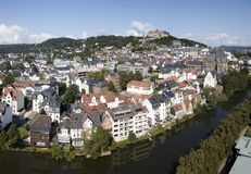 Old town of Marburg, Germany Royalty Free Stock Photography