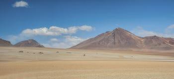 Panoramic view over the Salvador Dali Desert in Eduardo Avaroa Andean Fauna National Reserve, Bolivia. – South America Stock Photos