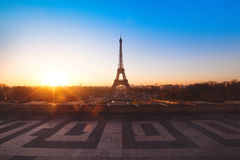 Panoramic view of Paris Stock Photos