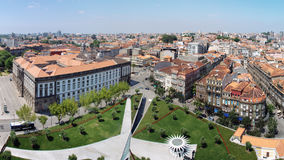 Panoramic view of Porto Stock Photos