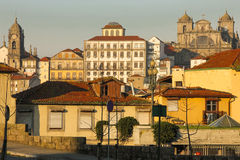 Panoramic view. Porto. POrtugal Royalty Free Stock Images