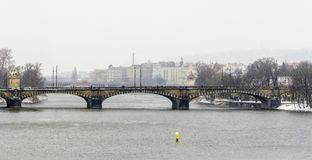 Prague in the Czech Republic Stock Images