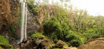 Queen Mary Falls Australia Panorama Royalty Free Stock Photo