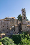 Panoramic view of Ronciglione. Lazio. Italy. Stock Photo