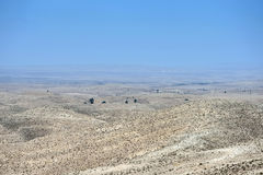 Panoramic view of Sahara Stock Image