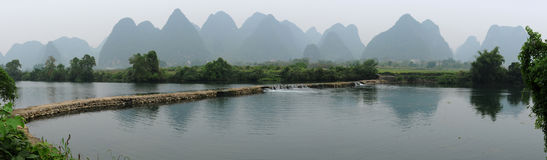Yulong River Stock Photos