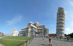 Panoramic view of Square of Miracles Stock Photo