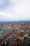 Panoramic View Torino, Italy royalty free stock images
