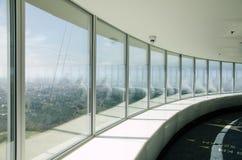 Panoramic view Stock Photography