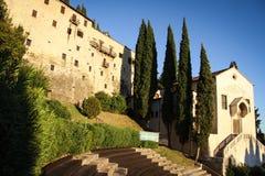 Panoramic View of Verona, Italy Royalty Free Stock Image