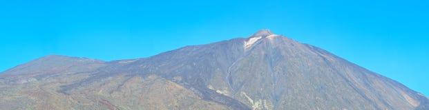 Panoramic view of volcano Teide, Tenerife, Canary islands, Royalty Free Stock Photos