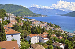 Panoramic views of the bay Stock Photo