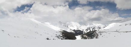 Panoramic views of Colorado Stock Photo