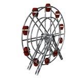 Panoramic wheel Royalty Free Stock Image