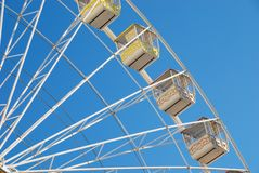 Panoramic wheel Royalty Free Stock Photos
