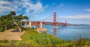 The Golden Gate Bridge. Stock Images