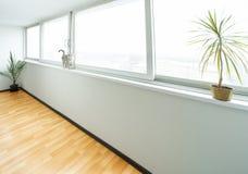 Panoramic window Royalty Free Stock Photo