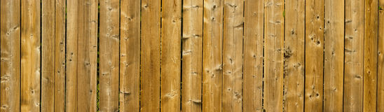 Panoramic Wooden Texture Royalty Free Stock Photography