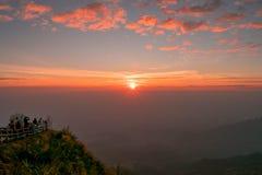 Panoramica aerea a paesaggio urbano della Tailandia Fotografia Stock Libera da Diritti