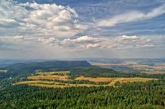 panoramico Fotografia Stock
