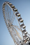 Panoramico spinga dentro Parigi fotografie stock libere da diritti