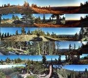 Panoramics della traccia di Ralston Immagine Stock