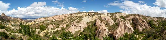 Panoramiczna Gołębia dolina Zdjęcie Royalty Free