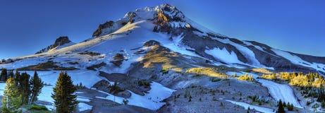panoramiczna kapiszon góra zdjęcia stock