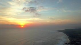 Panoramiczni widoki słońce zdjęcie wideo