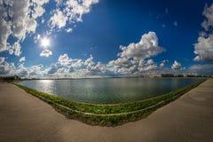 panoramiczny Obrazy Royalty Free