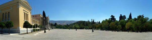 panoramiczny bocznego widok zapion Obrazy Royalty Free