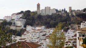 Panoramiczny Casares Zdjęcia Royalty Free