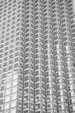 Panoramiczny i perspektywiczny szeroki kąta widok stalowego błękita backgrou Zdjęcie Royalty Free