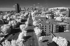 panoramiczny Montreal widok Quebec Fotografia Stock