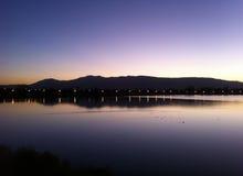 Panoramiczny Reno Zdjęcia Stock