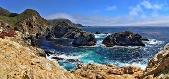 Duży Sura wybrzeże Obraz Royalty Free
