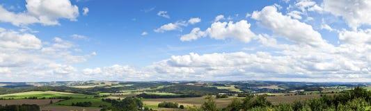 panoramiczny widok fotografia royalty free