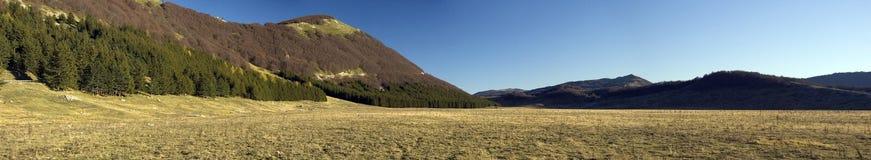 panoramiczny widok Zdjęcia Royalty Free